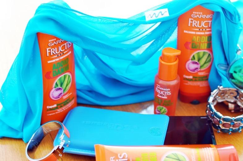 fructis per i danni dei capelli
