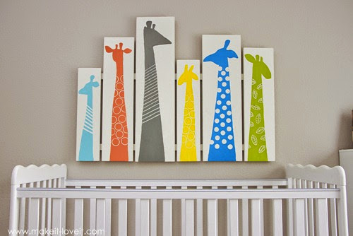 giraffe-nursery-art