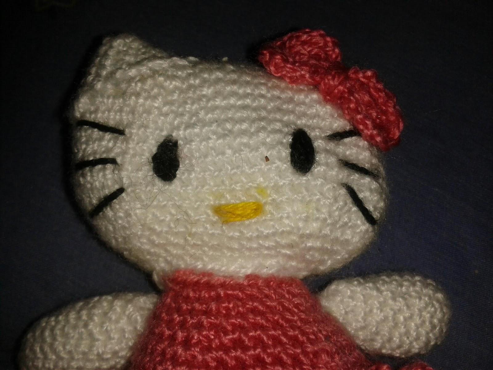 Tutorial amigurumi Hello Kitty - Montaje (mod-2) | Bonecas de ... | 1200x1600