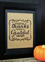 Craftaholics Anonymous - Give Thanks
