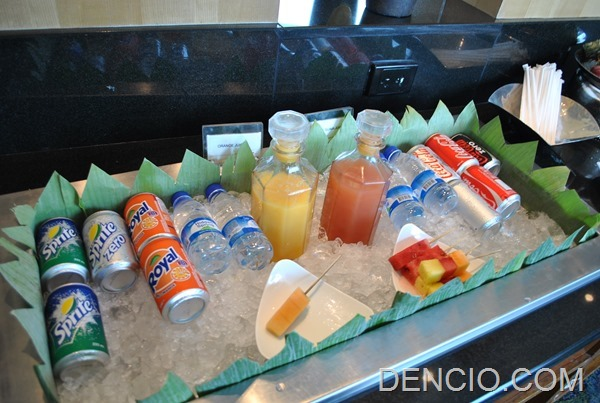 Crowne Plaza Galleria Club Lounge Access 10