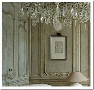 Lefèvre Interiors panelling