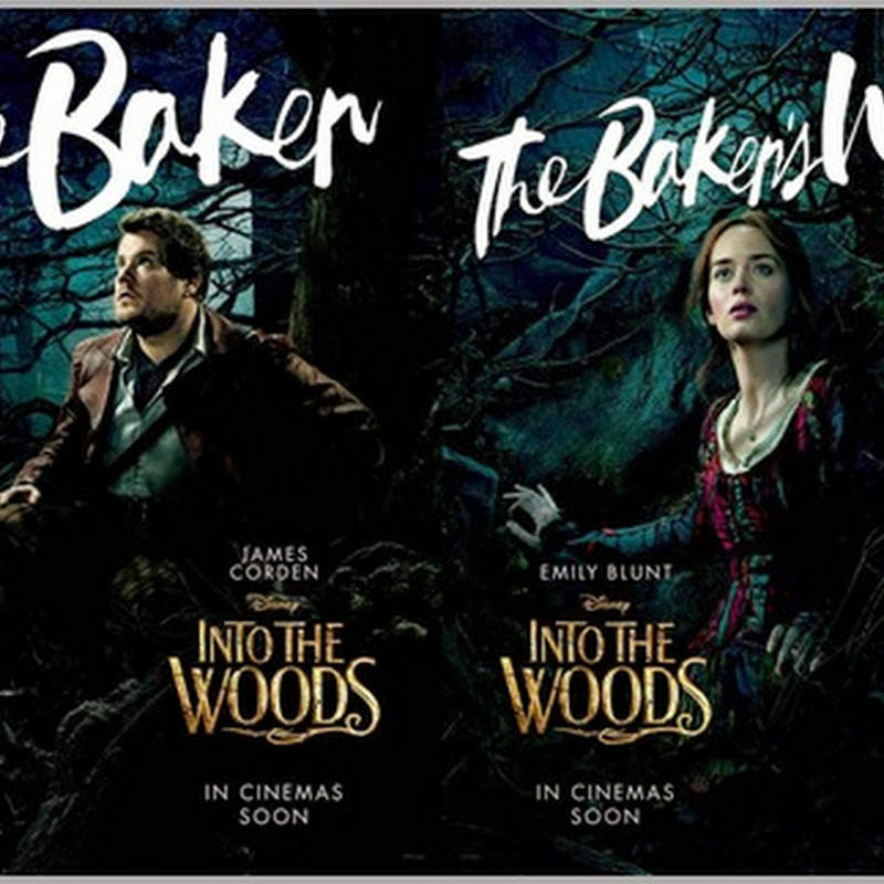 """Into the Woods"" Unveils Ten Character Posters"