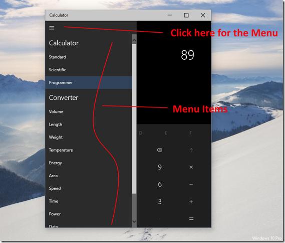 System Administrators' Library: Windows 10 Calculator