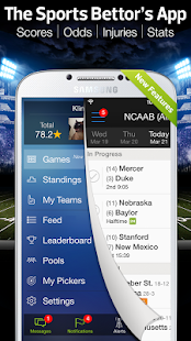 Live Scores & Odds by Onside