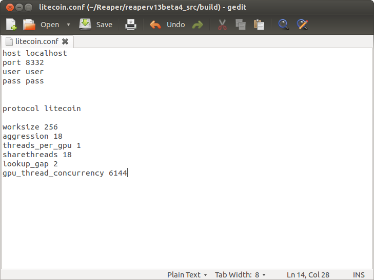 UbuntuHak: Installing Litecoin Client and Mining Software in Ubuntu