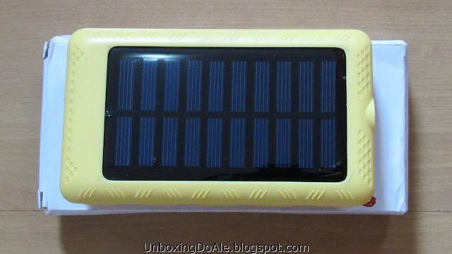 Carregador solar painel USB