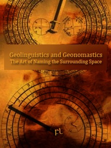 Geolinguistics and Geonomatics Cover