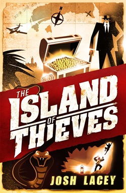 The Island of Thieves by Josh Lacey