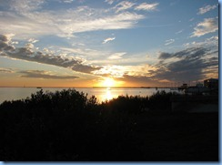 6160 Texas, South Padre Island - KOA Kampground - sunset