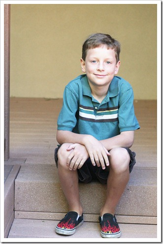 Photo tips for the 1st day of school