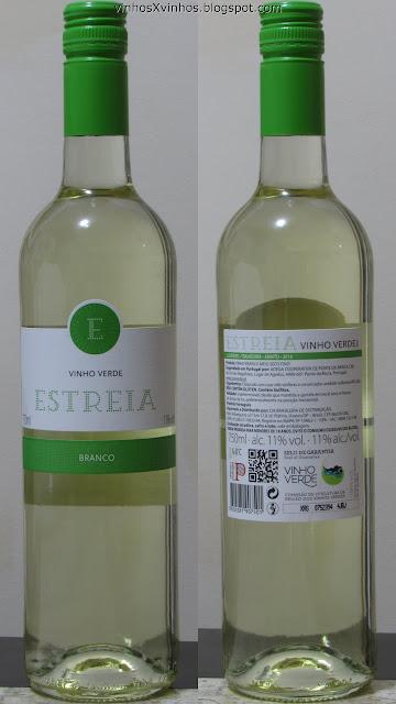 Vinho verde Estreia