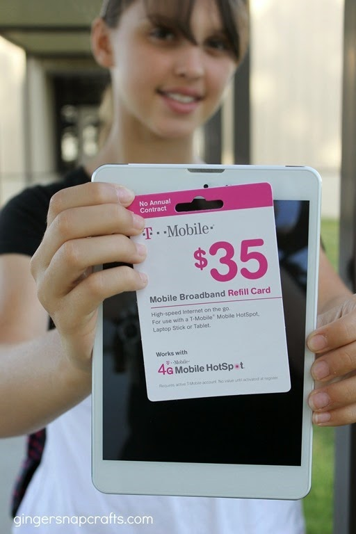 T-Mobile Tablet Trio #shop