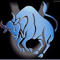 Taurus horoscope icon