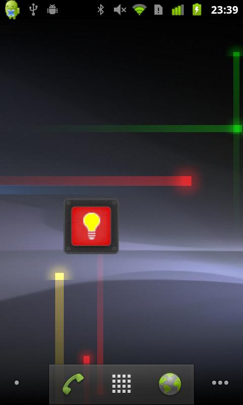 FlashLight LED- screenshot