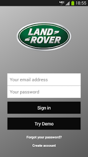 Land Rover InControl™ Remote - screenshot thumbnail