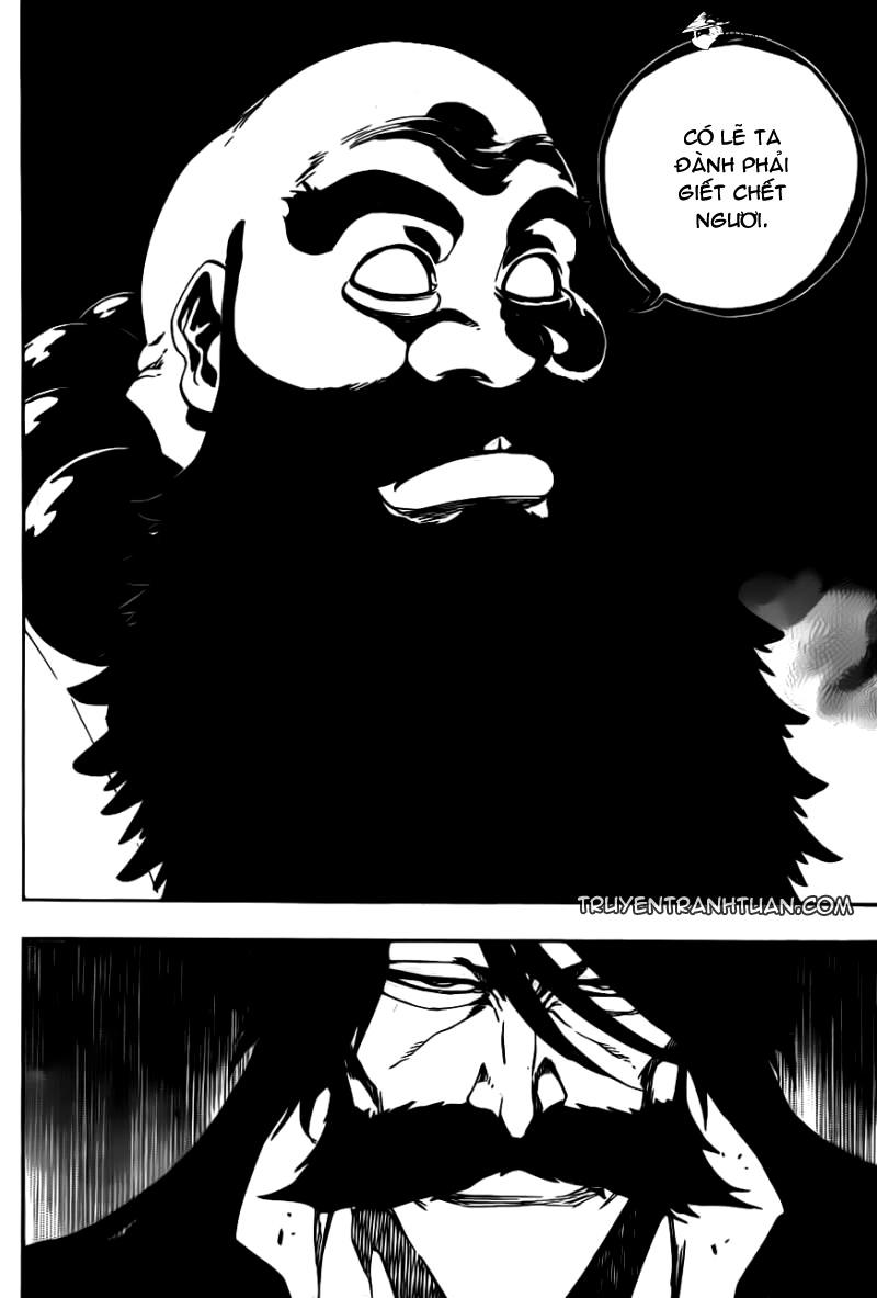 Bleach chapter 606 trang 3