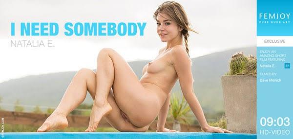 [FemJoy] Natalia E - I Need Somebody