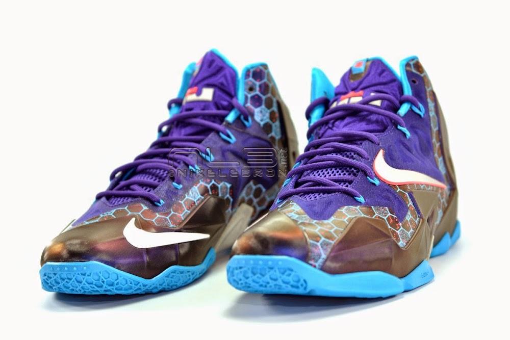 promo code 35b23 32a79 ... The Showcase Nike LeBron XI Summit Lake Hornets ...