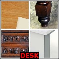 DESK- Whats The Word Answers