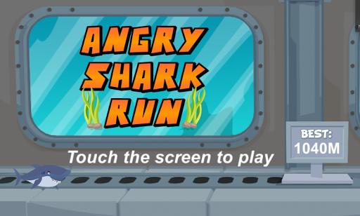 Angry Shark Run