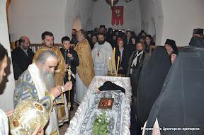 Сахрањена монахиња Марија (Тинтор)