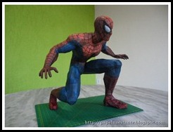 Spiderman_papercraft02