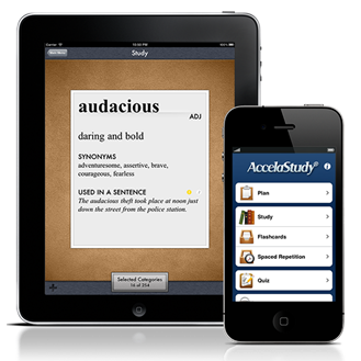 Free Exam Vocabulary Builder for iPhone