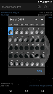 Moon Phase Pro - screenshot thumbnail