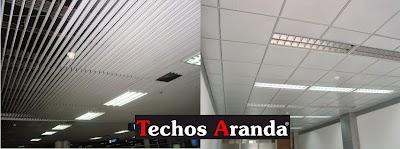 Techos aluminio Camargo