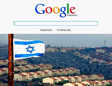 Google changes 'Palestinian Terrirories' to 'Palestine'