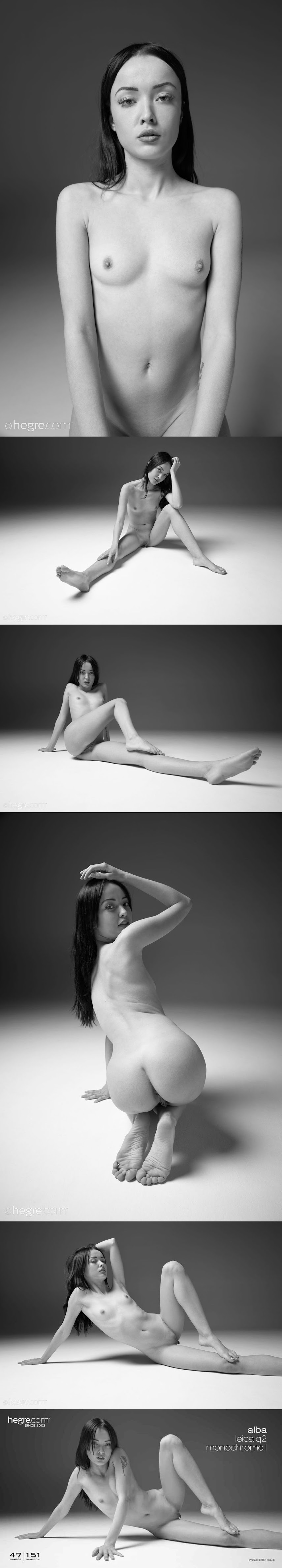 [Art] Alba - Attitude sexy girls image jav
