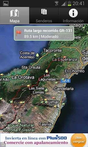 Rutas de Tenerife