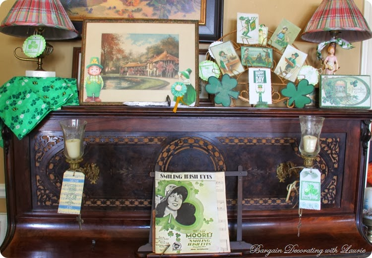 St Patrick Decor 1