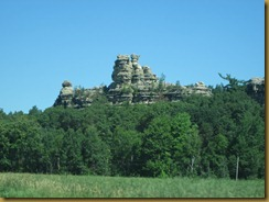 2011-7-26 rock formations on way to Albert Lea MN (3)