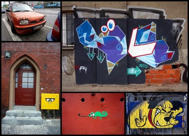 Funny Street Art Poznan