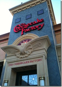 Cheesecake Factory Milwaukee