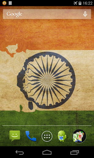 Magic Flag: India