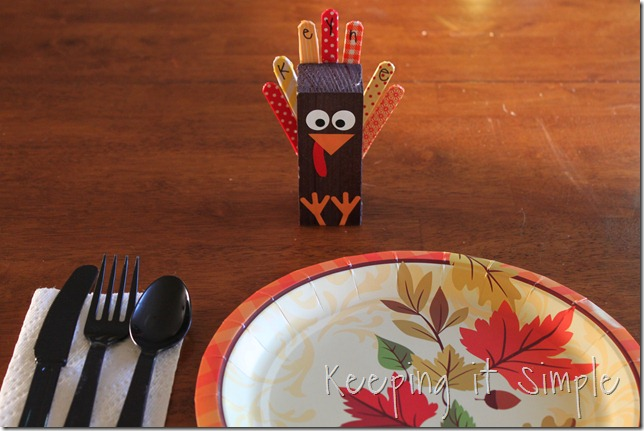 place setting turkey (5)