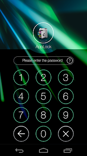 玩生產應用App AppLock Theme Beam免費 APP試玩