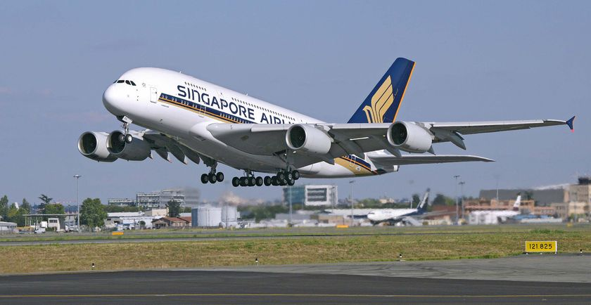 Singapore Airlines, Asia de Sud Est