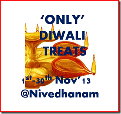 Only Diwali treats