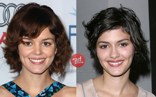 Celebrity Look-alikes: Audrey Tatou Norah Zeheter