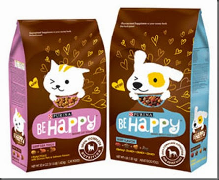 NESTLE PURINA PETCARE COMPANY BE HAPPY