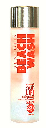 SeaFolly Beach Wash remove sand, dirt, salt and oils Environmentally  friendly biodegradable Wisma Atria Singapore