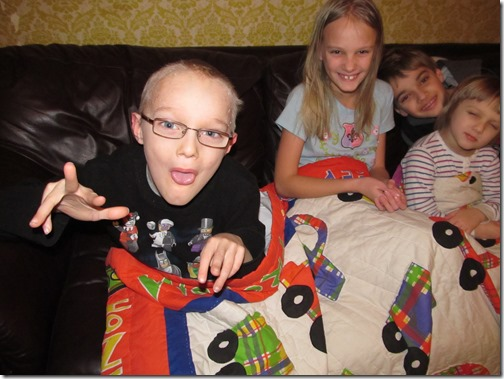 The Comfy Couch Myth @ Homeschooling Hearts & Mind