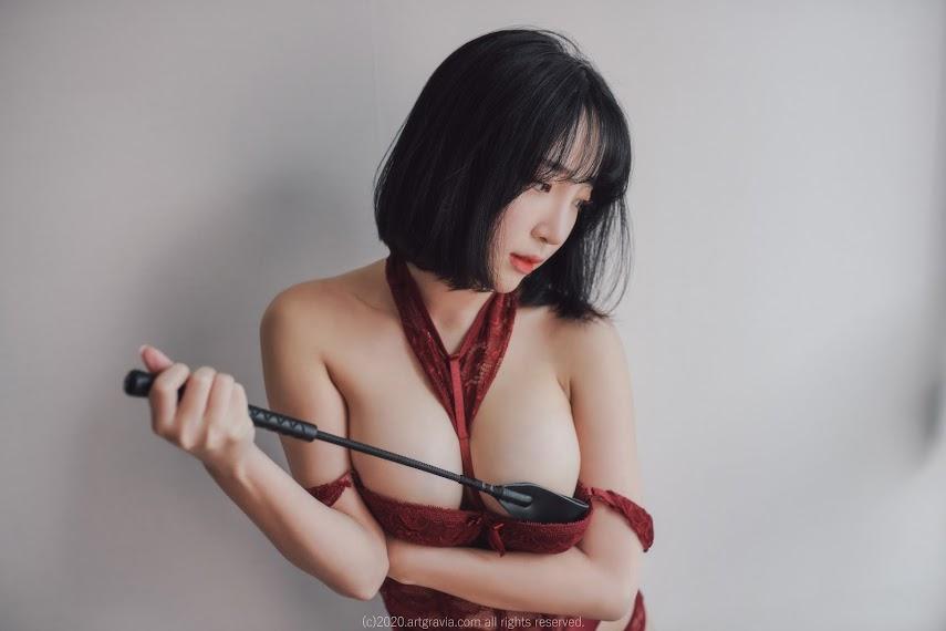 [ArtGravia] 2020-04-17 vol.153 Kang Inkyung - idols