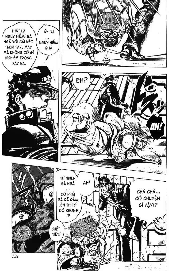 JoJo no Kimyou na Bouken Chap 159 - Truyen.Chap.VN