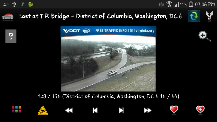 Cameras Washington DC Traffic - Android Apps on Google Play