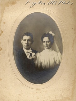 Pr Wedding Photo 1914  Two
